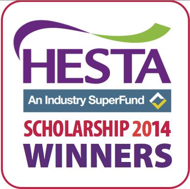 HSUWA | HESTA Scholarship Winners 2014